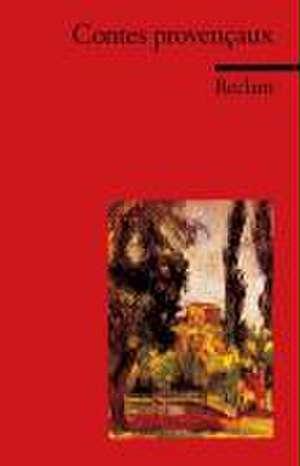 Contes provencaux de Ernst Kemmner