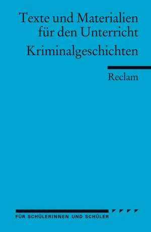 Kriminalgeschichten de Eckhard Finckh