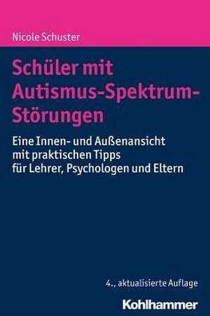 Schueler mit Autismus-Spektrum-Stoerungen