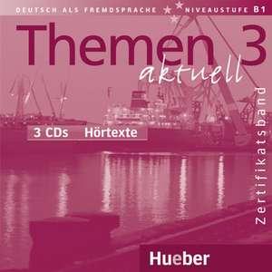 Themen aktuell 3. 3 CDs