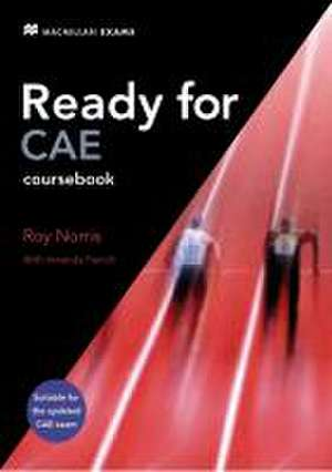 Ready For Cae. Students Book