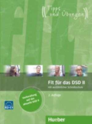 Fit für das DSD II. Übungsbuch de Thomas Polland