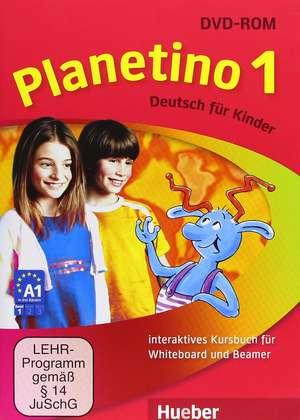 Planetino 1 Interaktives Kursbuch fuer Whiteboard