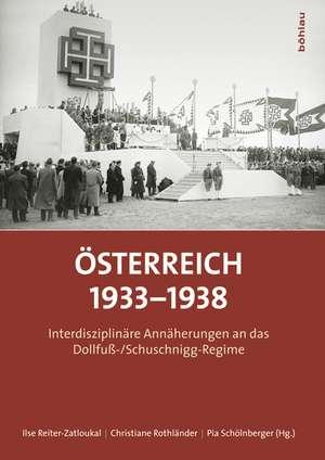OEsterreich 1933-1938