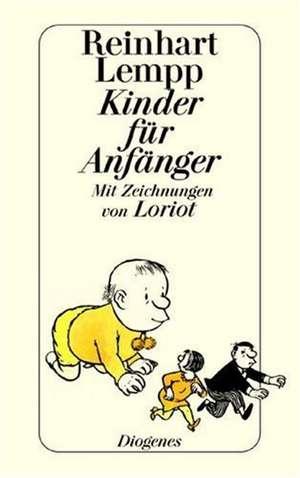 Kinder für Anfänger de Reinhart Lempp