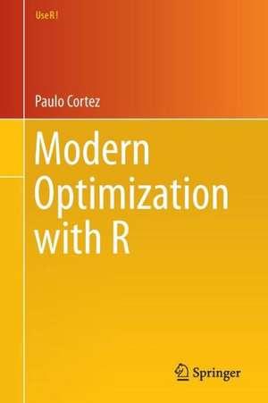 Modern Optimization with R imagine