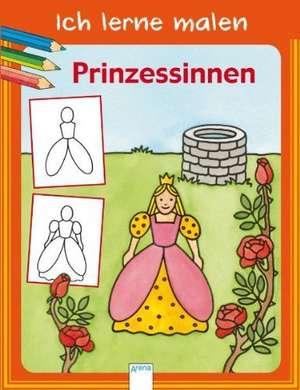 Ich lerne malen - Prinzessinnnen