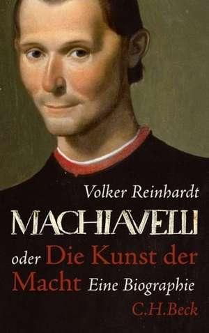 Machiavelli de Volker Reinhardt