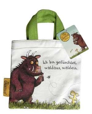 Der Grüffelo. Grüffelo Stofftasche de Julia Donaldson