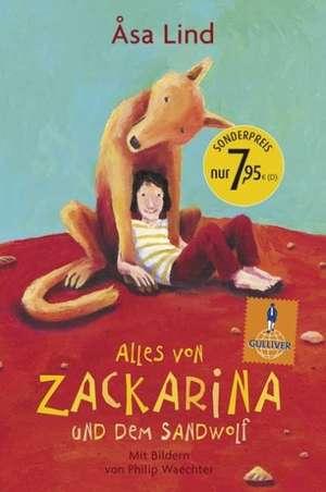 Alles von Zackarina und dem Sandwolf