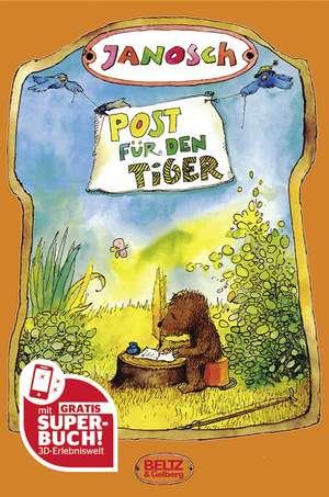 Post fuer den Tiger. SuperBuch