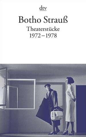 Theaterstuecke I