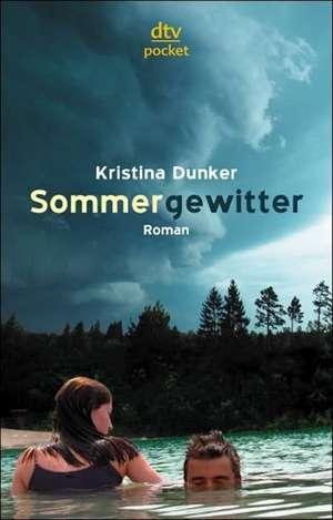 Sommergewitter de Kristina Dunker