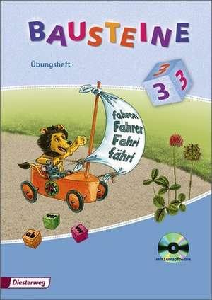 Bausteine 3. UEbungshefte 2008 mit Lernsoftware CD-ROM