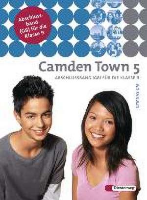 Camden Town 5. Textbook. Gymnasium. G8. Hessen, Nordrhein-Westfalen, Schleswig-Holstein