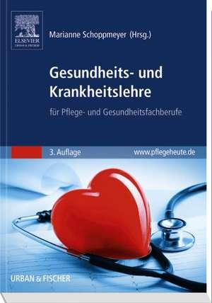 Gesundheits- und Krankheitslehre