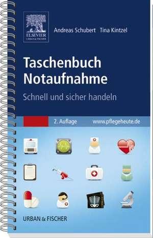 Taschenbuch Notaufnahme