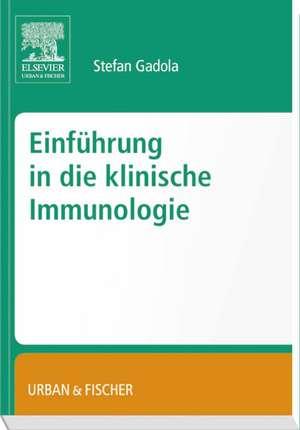 Einfuehrung in die klinische Immunologie
