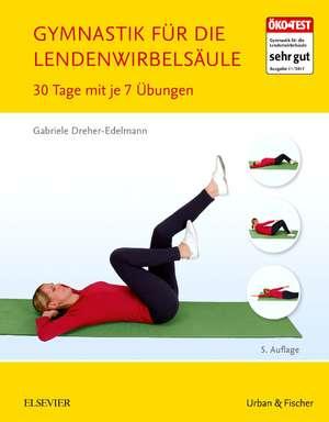 Gymnastik fuer die Lendenwirbelsaeule