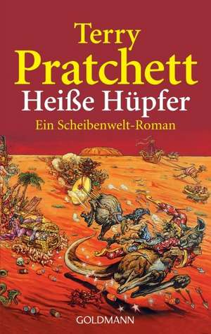 Heiße Hüpfer de Terry Pratchett