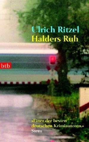 Halders Ruh de Ulrich Ritzel