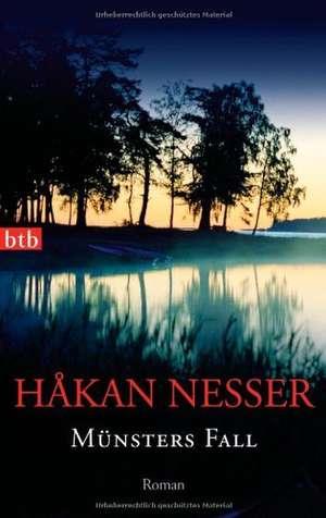 Münsters Fall de Håkan Nesser