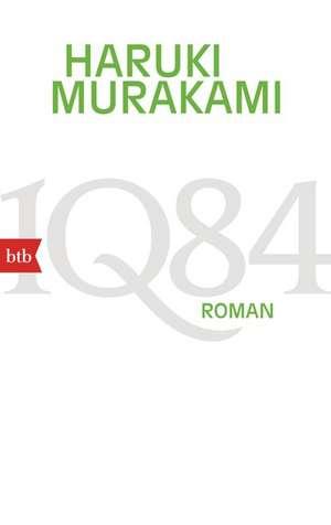 1Q84  (Buch 1, 2) de Haruki Murakami