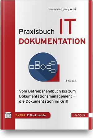 Praxisbuch IT-Dokumentation de Manuela Reiss