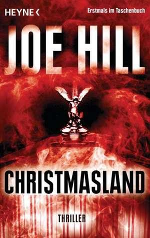 Christmasland de Joe Hill