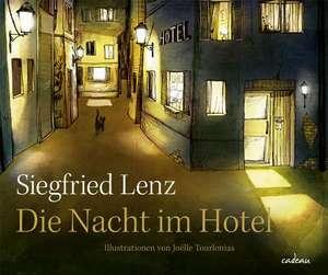 Die Nacht im Hotel de Siegfried Lenz