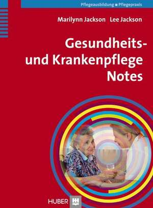 Gesundheits- und Krankenpflege Notes