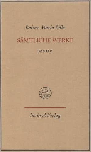 Worpswede / Rodin / Aufsätze de Rainer Maria Rilke