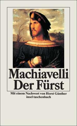 Der Fürst de Niccolò Machiavelli