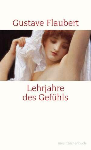 Lehrjahre des Gefühls de Gustave Flaubert