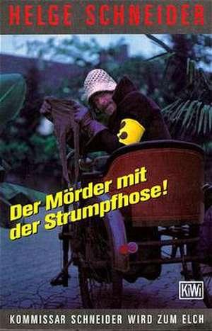 Der Mörder mit der Strumpfhose de Helge Schneider