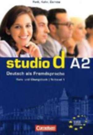 Studio d. Teilband 1 des Gesamtbandes 2. Kurs- und UEbungsbuch