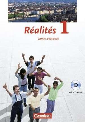 Réalités 1 - Carnet d'activités / Nouvelle édition