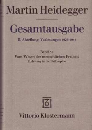 Gesamtausgabe II. Abteilung: Vorlesungen 1923-1944