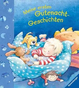 Meine ersten Gutenacht-Geschichten de Rosemarie Künzler-Behncke