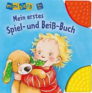 Mein erstes Spiel- und Beißbuch de Regina Schwarz