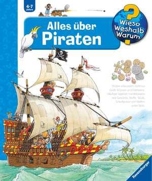 Alles über Piraten de Andrea Erne