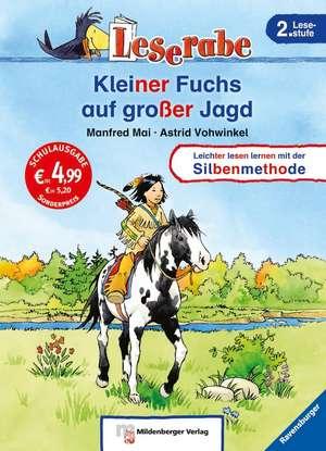 Leserabe mit Mildenberger. Kleiner Fuchs auf grosser Jagd