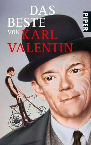 Das Beste von Karl Valentin de Elisabeth Veit