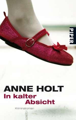 In kalter Absicht de Anne Holt