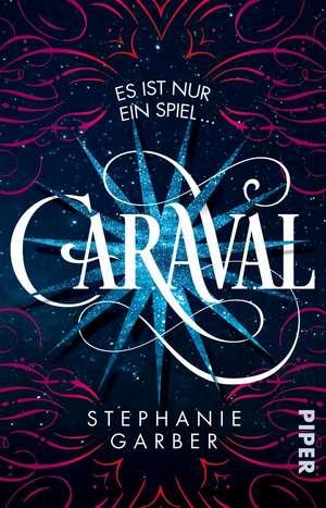 Caraval de Stephanie Garber
