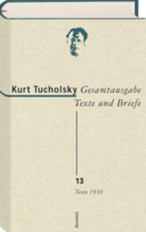 Texte 1930