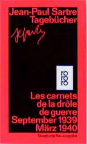 Tagebücher de Jean-Paul Sartre