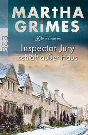 Inspector Jury schlaeft ausser Haus