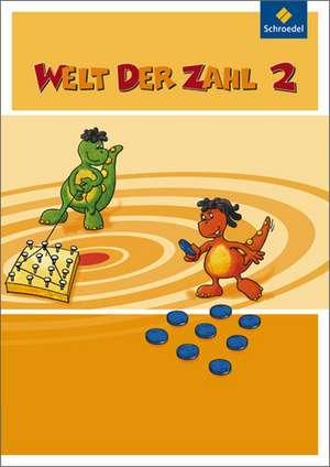 Welt der Zahl 2. Schuelerband. Nordrhein-Westfalen