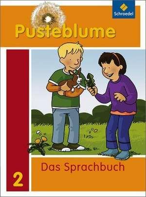 Pusteblume. Das Sprachbuch 2. Schuelerbuch. Nordrhein-Westfalen